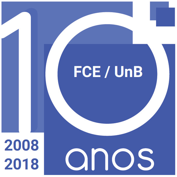 logo fce colorida 10 anos